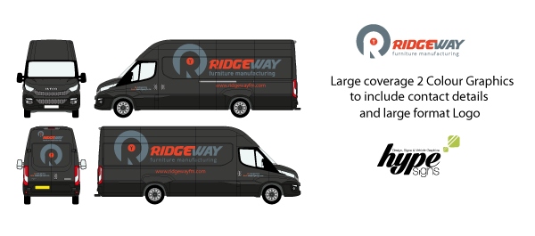 Vehicle graphics leighton buzzard